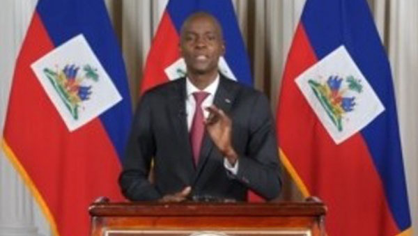 Haitian President Says He Will Not Step Down In Favour Of Armed Gangs And Drug Traffickers