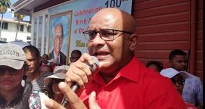 Guyana Opposition Leader, Bharatt Jagdeo, Leads Protest; Calls For General Elections