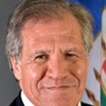 Secretary General of the Organisation of American States (OAS), Luis Almagro, is also the Chair of the Joint Summit Working Group (JSWG).