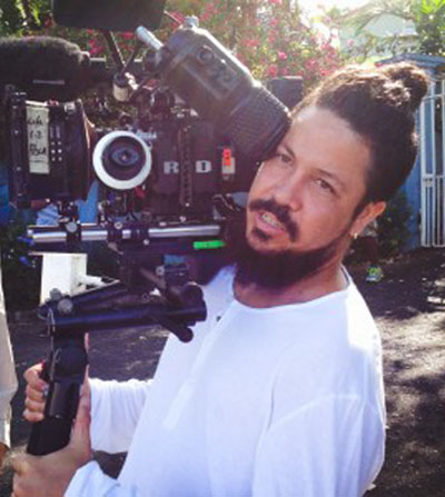 Storm Saulter, a visionary and seasoned cinematographer, who was born in Negril, Jamaica, is the Director of Sprinter that was featured at this year's Toronto Black Film Festival.