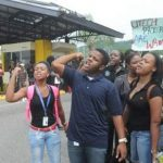 UTECH Students And Staff Protest Over Jamaican Government's Funds Granted To The Institution