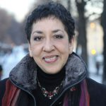 Born to Jamaican parents in England, prize-winning author, the late Andrea Levy, who was born on March 7, 1956 and died from cancer, last month at 62, was a strong voice for the Caribbean Diaspora. Photo courtesy of andrealevy.com.
