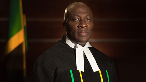 Jamaica's Chief Justice Outlines Priorities For Country's Courts