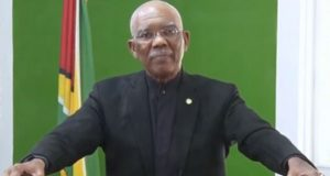 Guyana's President Defends Legitimacy Of Government; Still Waiting To Declare Date For Elections