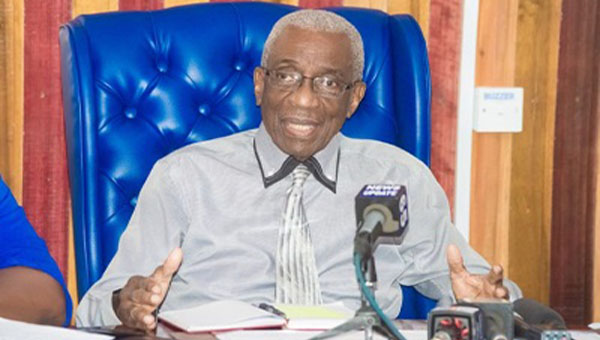 """Guyana Elections Commission Chairman Says Elections Can't Be Held """"Earlier Than Late November"""""""