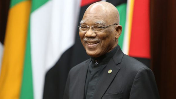 Guyana's President Travels To Cuba For Medical Treatment