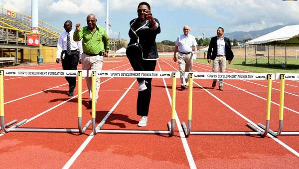 Jamaica's Minister Of Sport Announces $12-Million Hurdles Pilot Project