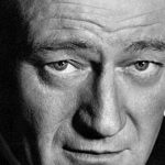 "Known professionally as John Wayne, the actor, filmmaker and Presidential Medal of Freedom recipient was named Marion Robert Morrison at birth, on May 26, 1907, in Winterset, Iowa. Wayne, who was also known as Marion Mitchell Morrison and was nicknamed ""Duke"", died on June 11, 1979, at 72-years-old, in Los Angeles, California. Photo by Unknown photographer - eBay, Public Domain, https://commons.wikimedia.org/w/index.php?curid=25483425."