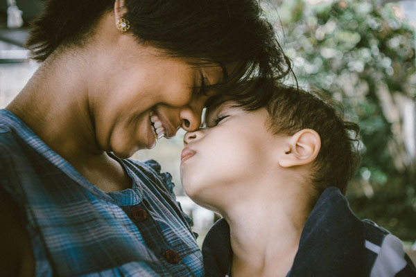 Valuing children for who they are can free them from later anxiety. Photo credit: Bruno Nascimento/Unsplash.