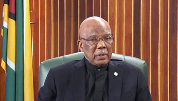 Guyana President David Granger To Meet With Guyana Elections Commission Tomorrow