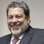 St. Vincent and the Grenadines Prime Minister, Dr. Ralph Gonsalves.