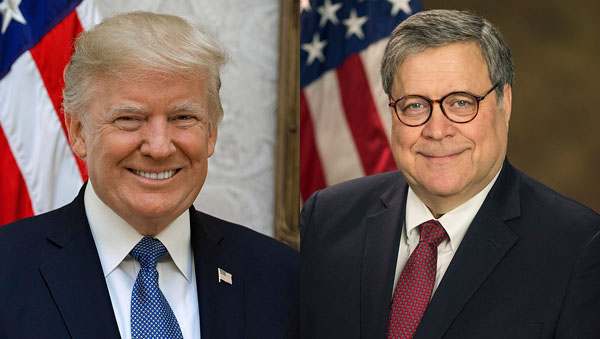 The Mueller Report: How Trump And Barr Could Stretch Claims Of Executive Privilege And Grand Jury Secrecy