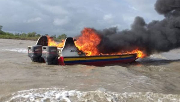 At Least Two Killed In Boat Explosion In Guyana