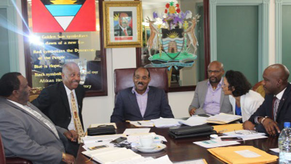 Antigua Government And University Of The West Indies Hold Talks On Opening Of Fourth Campus