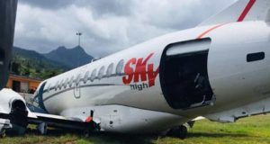 Airport In Dominica Remains Closed As Probe Gets Underway, After Plane Crashed