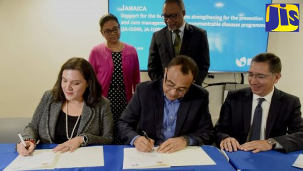 Inter-American Development Bank Funding Programs In Jamaica To Fight Against Non-Communicable Diseases