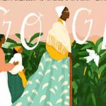 Google's homepage, on February 1, 2019, celebrated Sojourner Truth; but its algorithms do not reflect the same inclusive approach. Image credit: Google.