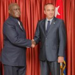 Guyana And Cuba Hold Meeting To Discuss Immigration Issues
