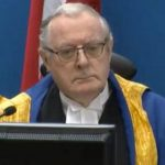Justice, David Hayton (pictured), who delivered the judgment, on behalf of the Court, said that in the unique circumstances of this case, the CCJ felt obliged to resolve the issue, between the parties, without wasting time and costs in further proceedings. Photo credit: CCJ.