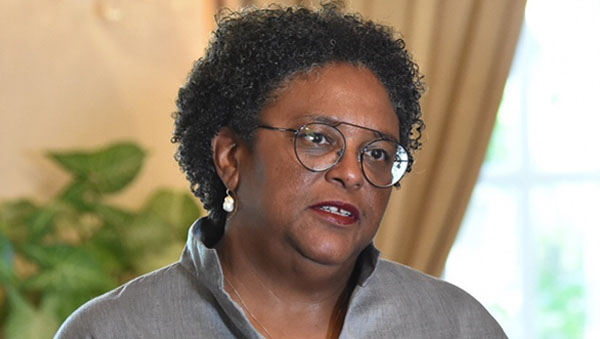 "Canadian Firms ""Lining Up"" To Invest In Medical Marijuana Industry In Barbados, Says Prime Minister, Mia Mottley"