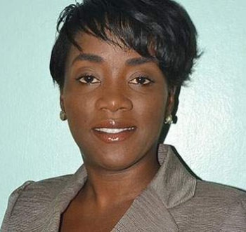 Community Relations Officer of the National Works Agency's (NWA) Western Office, Janel Ricketts. Photo contributed.