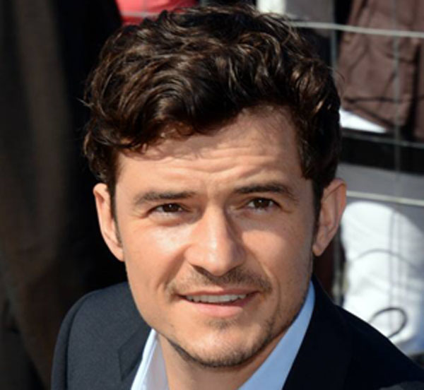 Orlando Bloom at the Cannes film festival in 2013. Photo by Georges Biard, CC BY-SA 3.0, https://commons.wikimedia.org/w/index.php?curid=26533910.