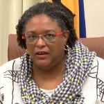 Barbados Prime Minister, Mia Amor Mottley. Photo credit: BGIS.