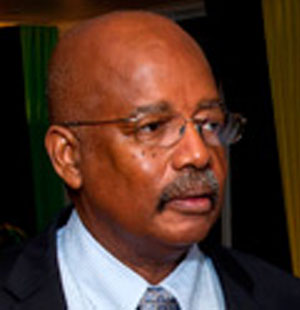 Chairman and Chief Executive Officer of Fly Jamaica Airways, Paul Ronald Reece.