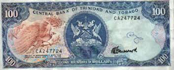 """The Finance Minister argued that the total of US$13.35 Billion in foreign exchange buffers the twin-island state has, is """"more than adequate to defend our exchange rate, at its current level of TT$6.80 to US$1.00""""."""