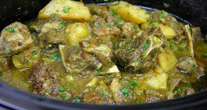 Ultimate Slow-Cooker (Crock Pot) Curry Goat Recipe