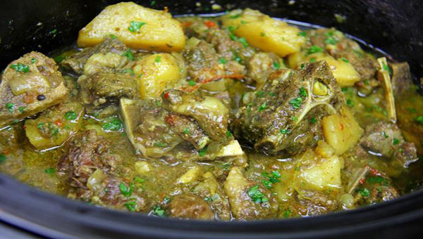 Ultimate Slow-Cooker (Crock Pot) Curry Goat Recipe