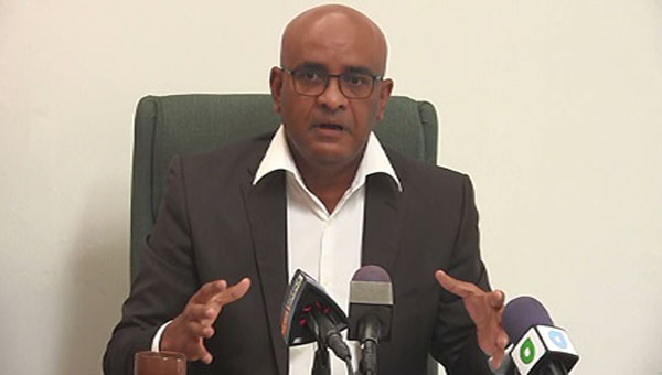 "Opposition Leader, Bharrat Jagdeo, Critical Of CARICOM's ""Silence"" On Political Situation In Guyana"