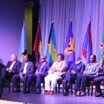 CARICOM Secretary-General, Ambassador Irwin LaRocque, addresses the opening of the 40th Regular Meeting of Heads of Government. Photo credit: CARICOM.