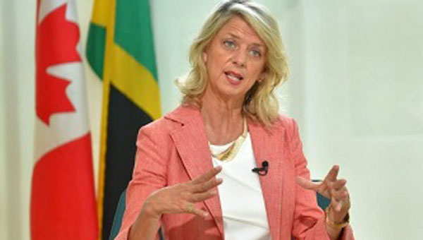 Canada Urges Non-Governmental Organisations In Jamaica To Seek Funding For Projects