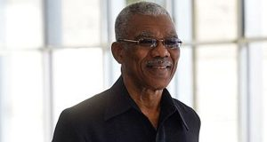 Guyana President's Cancer In Remission