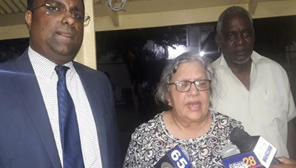 Guyana Opposition GECOM Commissioners Raise House-To-House Registration With New Chairperson