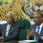 Guyana's President And Opposition Leader Hold Talks On New GECOM Chairman