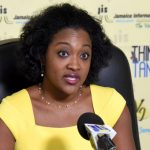 Renée Robinson is the Film Commissioner at Jamaica Promotions Corporation (JAMPRO). Photo credit: JIS.