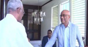 Guyana's Political Leaders Met Yesterday; To Meet Again Next Week