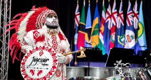 CARIFESTA Opens To Glittering Display Of Caribbean Culture