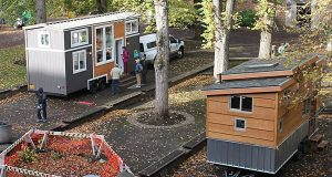 When People Downsize To Tiny Houses, They Adopt More Environmentally-Friendly Lifestyles