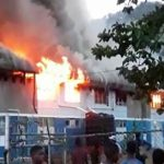 Prime Minister Reports No Deaths, Following Fire At The Jamaica National Children's Home