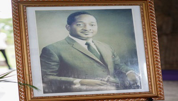 Guyana Marks 34th Anniversary Of The Death Of First Executive President, Forbes Burnham