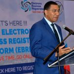 Prime Minister, Andrew Holness, Urges Jamaicans To Take Advantage Of Digital Economy