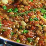 Stewed Pigeon Peas Recipe -- Feature image
