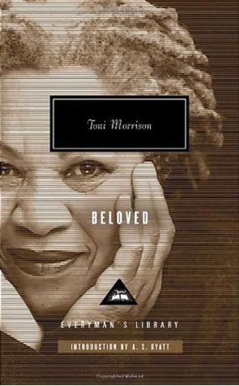Toni Morrison -- Story image