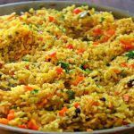 Sorfran Rice: An Amazing Vegan, Gluten-free Recipe