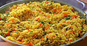 Sorfran Rice: An Amazing Vegan, Gluten-free Recipe