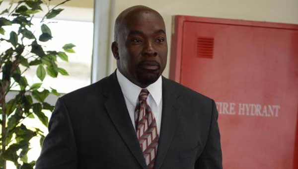 Melford Nicholas, Antigua and Barbuda's Minister of Information, Broadcasting, Telecommunications and Information Technology.