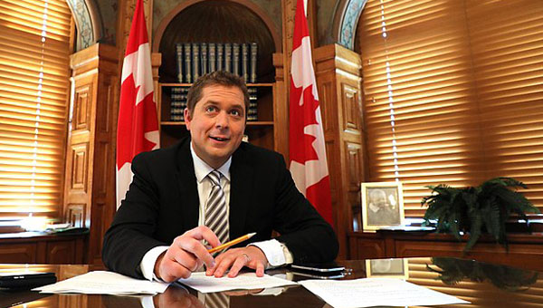 CANADIAN ELECTION: Is The Big Blue Tent Imploding? Canadian Conservatives Face An Identity Crisis